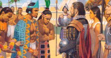 Moctezuma no creyó que Cortés fuese un dios