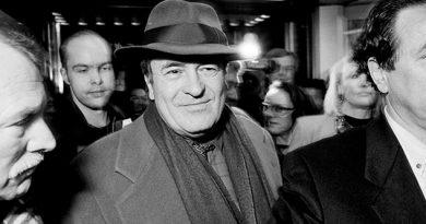 Muere el maestro del cine italiano Bernardo Bertolucci