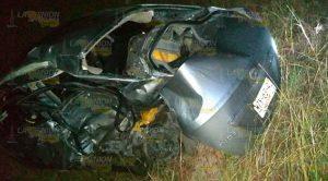 Muere prensado sobre la carretera Tampico-Valles