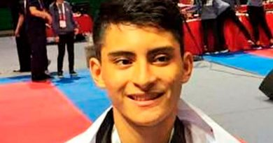 Oro mexicano en Mundial de Taekwondo