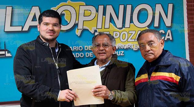 PEP para Poza Rica lleva 20 mil firmas