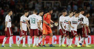Poco futbol y nada de goles; el Tri terminó de lágrima el 2018