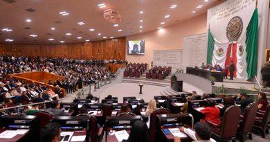 Quedan conformadas las 40 comisiones del Congreso estatal