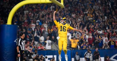 Rams triunfan en el juego con más puntos en la historia del MN