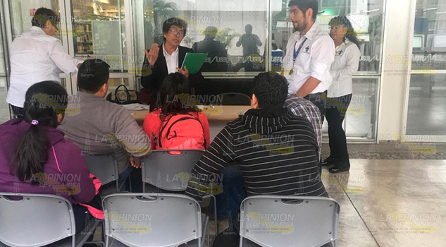 Realizan Feria de la Salud en Poza Rica