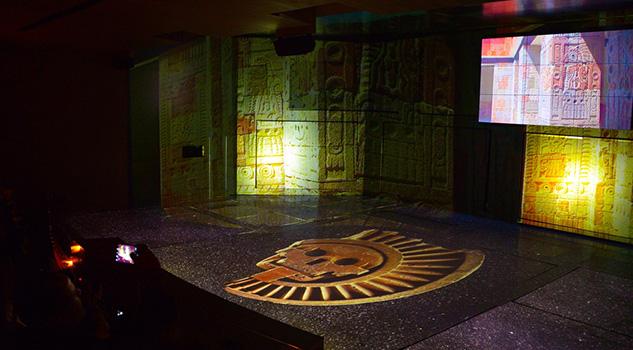 Reinauguran Sala de Orientación del Museo Nacional de Antropología