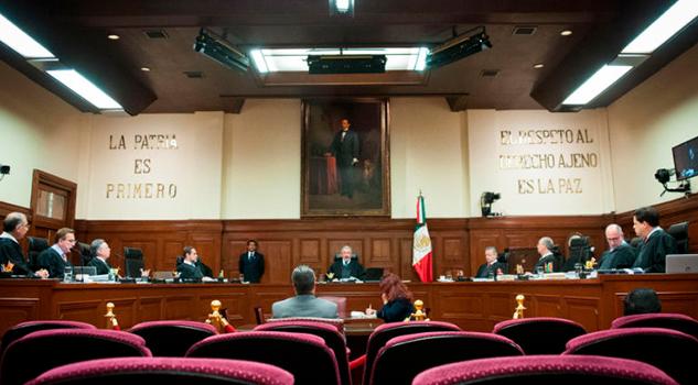 SCJN inicia discusión sobre la Ley de Seguridad Interior