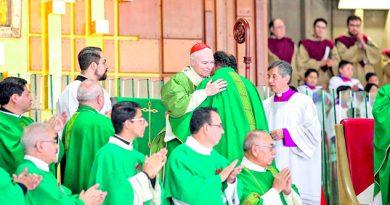 Salvador Martínez, nuevo rector de la Basílica de Guadalupe