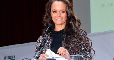 Shaila Dúrcal ya no oculta las secuelas de su accidente