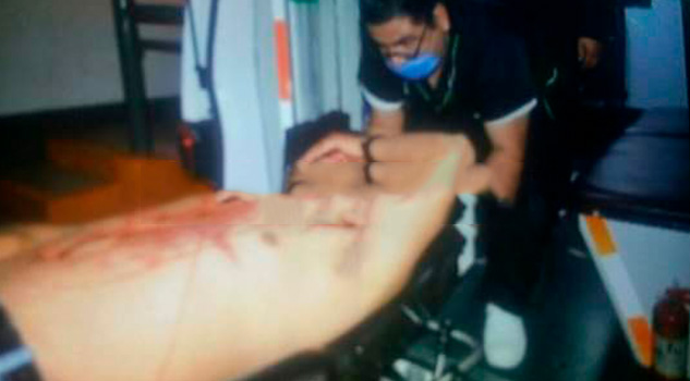 Tras robo de tráiler se registro sangrienta balacera desde Martinez a Atzalan