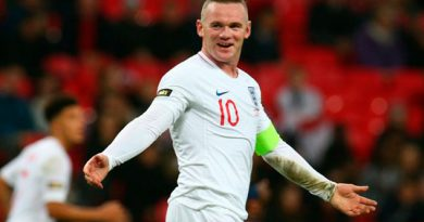 """Tuve momentos vergonzosos en mi última etapa con United"": Rooney"