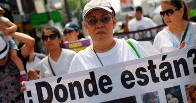Veracruz primero en desapariciones de personas PGR