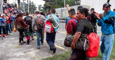 Xenofobia en México