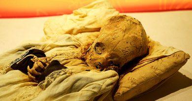 """""""Momias. Ilusiones de vida eterna"""", en el Museo de El Carmen"""