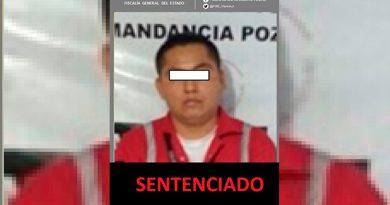 30 años de prisión a pederasta en Coatzintla