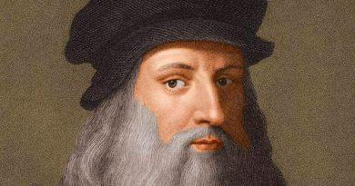A 500 años de su muerte, exhiben los secretos de Leonardo Da Vinci
