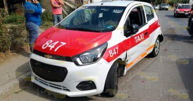 Accidente por imprudencia al volante en Tuxpan