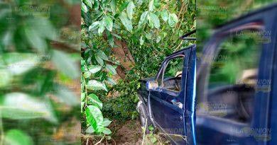 Accidente sobre la carretera La Ceiba - San Pedro