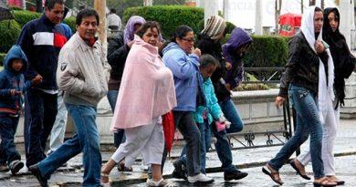 Arrecia el frío en México; algunos estados estarán a -5°C