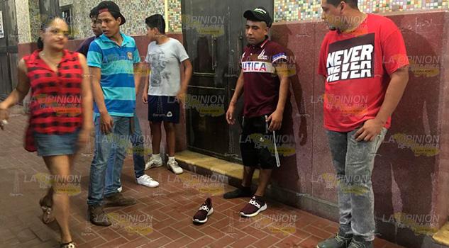 Arrollan a panadero en la avenida Independencia