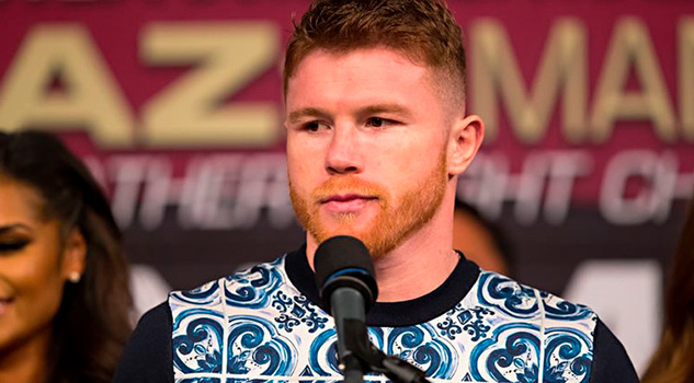 Canelo Álvarez pelearía en el Estadio Azteca en 2019