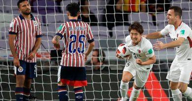 Chivas no pudo con el Kashima en el Mundial de Clubes
