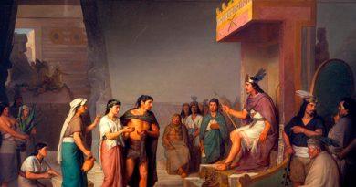 Como se castigaba la corrupción en el imperio mexica