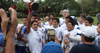 Conquista Linces Veracruz el campeonato de la OFAMO Juvenil