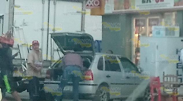 Continúa corrupción en tránsito de Tecolutla