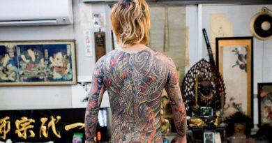 Cultura del tattoo en Japón si estás rayado eres criminal