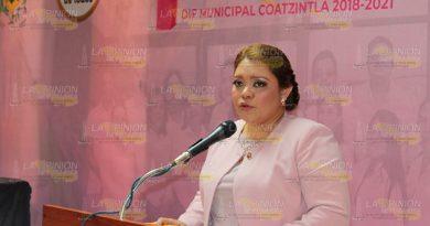 DIF de Coatzintla, un año de resultados