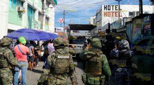 Decomisan casi media tonelada de pirotecnia en Tuxpan