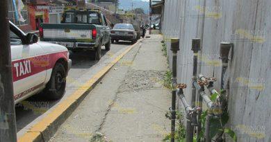Dejan sin agua a los morosos en Tihuatlán