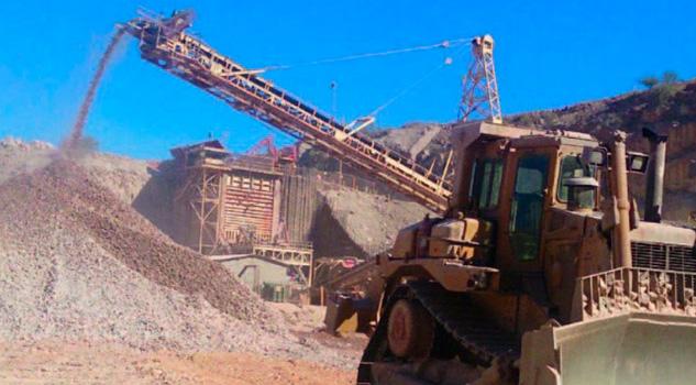 Derrumbe en mina deja dos desaparecidos en Sonora