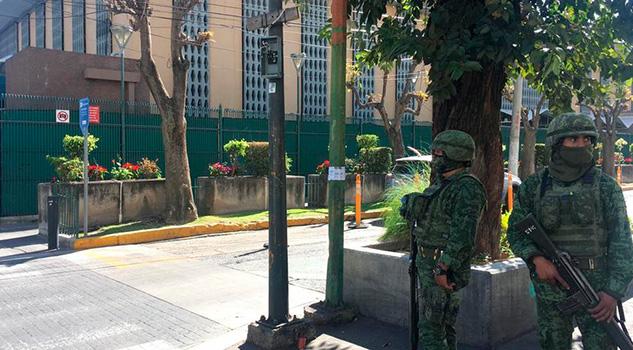 EU ofrece 20 mil usd por responsables de ataque a consulado en Guadalajara