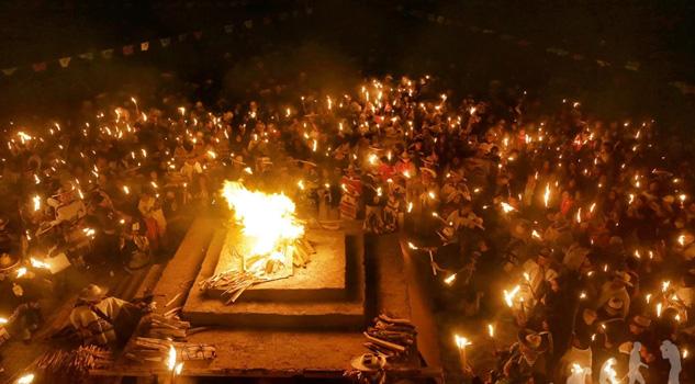 El fuego nuevo, la ceremonia más grande del mundo prehispánico