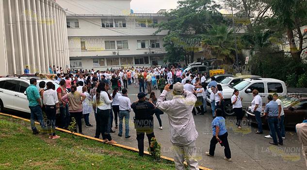 En la impunidad muerte de bebés en hospital de Tuxpan