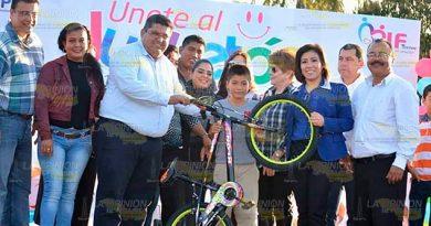 En marcha campaña de Recolección de juguetes en Tuxpan