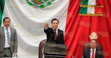 Es un honor gobernar junto a Obrador Cuitlahuac