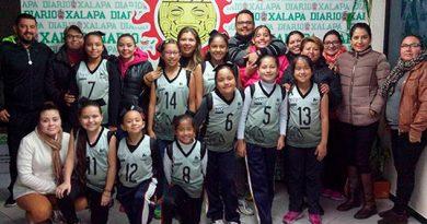 Escuela Carlos A. Carrillo, campeona de voleibol municipal