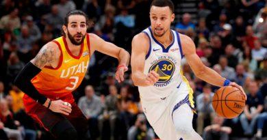 Espectacular juego de Durant y Curry no evita la debacle de Golden State