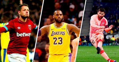 Estos son los eventos deportivos que restan en el 2018