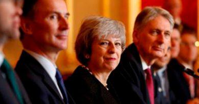 Europa enfermedad que devora a conservadores de Reino Unido
