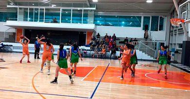 Halcones y Leones van por la corona del Campeonato de basquetbol Municipal