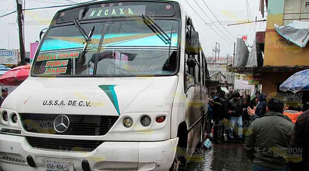 Imparable ola de asaltos en Huauchinango
