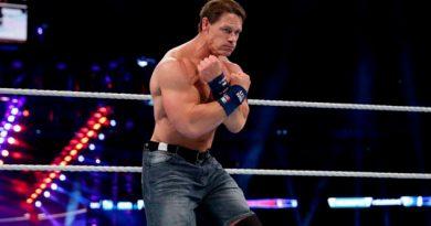John Cena está de vuelta en la WWE tras varios meses de ausencia