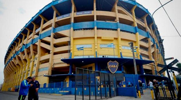 La Bombonera de Boca, evacuada por amenaza de bomba