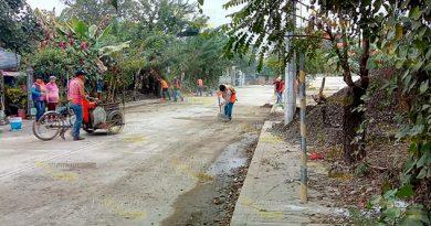 Limpia Pública realiza limpieza tras inundación de octubre