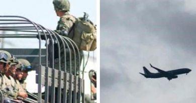 Llegan aeronaves de la Sedena con más de 500 elementos