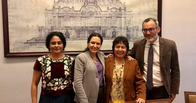 Lucina Jiménez toma posesión como titular del Instituto Nacional de Bellas Artes